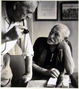Carl Roesch bei Adolf Dietrich